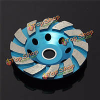 100мм алмазного шлифовального круга диск 4-дюйма бетон кладка камень мрамор шлифовка колеса