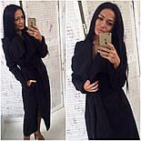 Женское модное удлиненное пальто (5 цветов), фото 8