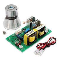 AC220В плата водителя с электроприводом + 100Вт очиститель очистки 28kHz ультразвуковой датчик
