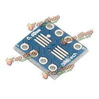 SOP8/SOIC/SSOP/TSSOP в DIP8 конвертер плата PCB платы адаптера пластины