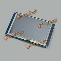 5-дюймов 800 * 480 TFT LCD  дисплей модуль Микроконтроллер интерфейс CPLD для Arduino SDRAM АРН STM32 руку