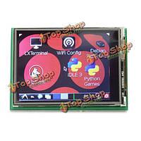 2.4-дюйма TFT ЖК-дисплей модуль с сенсорным экраном для Raspberry Pi B B +