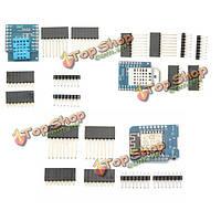 DHT11 щит + DHT22 щит + d1 Mini nodemcu Lua Wi-Fi ESP8266 Совет по развитию