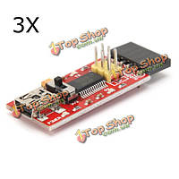 3шт FTDI основная программа-загрузчик USB-TTL 3.3/5V FT232 для Arduino