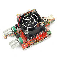 Juwei USB смарт-регулируемые постоянный ток  электронный разрядник мощность нагрузки банка контроль температуры тестер метр
