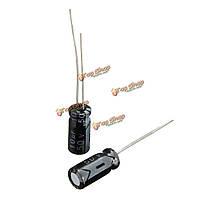 1шт 50В 10uF 5x11мм электролитический конденсатор
