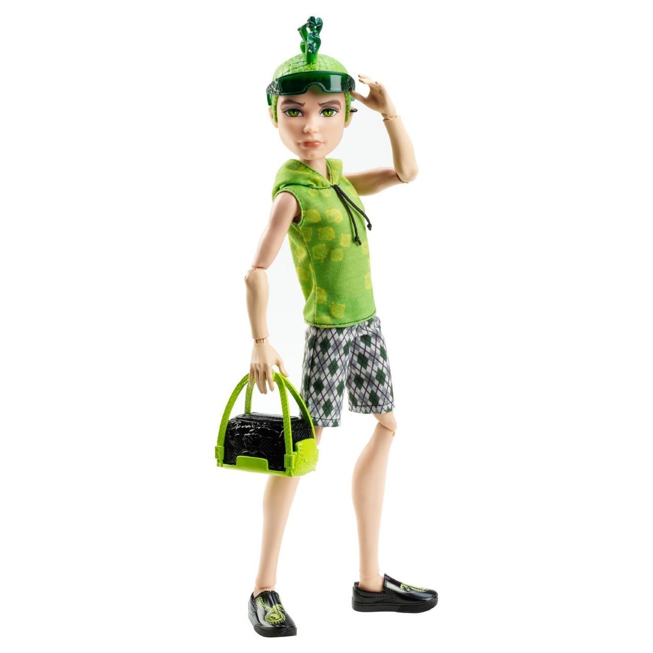 Кукла Дьюс Горгон Путешествие в Скариж (Париж Город Страхов) Monster High Scaris Deuce Gorgon Doll