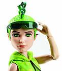 Кукла Дьюс Горгон Путешествие в Скариж (Париж Город Страхов) Monster High Scaris Deuce Gorgon Doll, фото 3