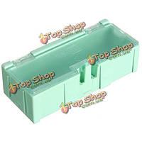 1шт зеленый Mini ОУР SMD чип конденсатор резистор компонент коробке