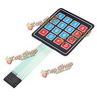 16keys 4 х 4 СКМ матрицы внешней экспансии клавиатуры проконтролировать доска