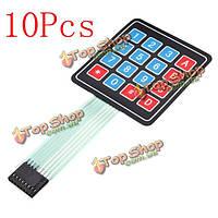 10шт 16keys 4х4 СКМ матрицы внешней экспансии клавиатуры проконтролировать доска