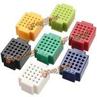 7шт перевод 7colors зи-25 мини-оконцеватели PCB схемы испытания макетной платы