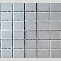 Мозаика для кухни белая Vivacer PM-01