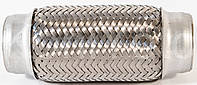 Гофра глушителя 60х150 (3-хслойная) EuroEx