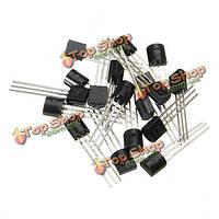 170шт 17-значение биполярного транзистора к 92 NPN комплект ассортимента PnP