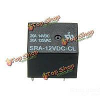 5-контактный реле 12V DC реле мощности 20А катушки SRA-12VDC-CL
