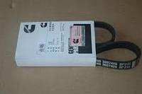 Ремень генератора для тягача International 7600, 9200, 9800 Cummins ISM11 (ISME)