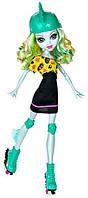 Кукла Лагуна Блю Роллеры (Monster High Roller Maze Lagoona Blue Doll)