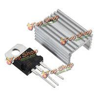 10шт 9В к-220 три-терминал регулятор напряжения положительной l780xcv