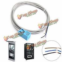 5-24v постоянного тока 150мА 1000Hz Датчик Холла бесконтактный выключатель 3 провод LED для лайтбоксов