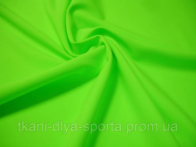 Бифлекс матовый ярко-салатовый fluo
