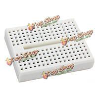 5шт белый 170 отверстий Mini solderless прототип макет для Arduino