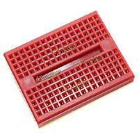 5шт красный 170 отверстий Mini solderless прототип макет для Arduino