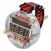 Должник поделки программируемые электронные часы цифровые часы набор для Arduino