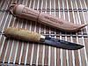 Нож Kauhavan Puukkopaja Vuolupuukko 105 natural