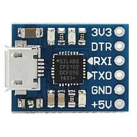 10шт cjmcu CP2102 USB к ТТЛ/последовательный модуль для Arduino загрузчик