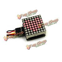 MAX 7219 матричный модуль 88x табло для Arduino