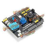 Многофункциональный платы расширения DHT11 температура LM35 влажность для Arduino UNO
