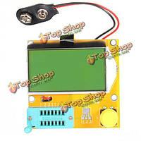 LCR-t3 транзистор Тестер сопротивления диода esr scr индуктивности измеритель емкости
