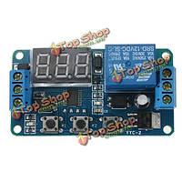 12В модуль реле переключения автоматического управления LED