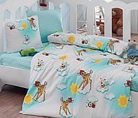 Постельное белье для детской кроватки Cotton Box Bambiş Turkuaz