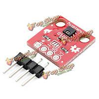Htu21d датчик температуры и влажности модуль