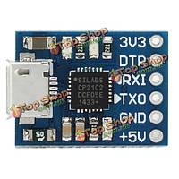 5шт cjmcu CP2102 USB к ТТЛ/последовательный модуль для Arduino загрузчик