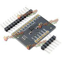 Mpr121 прорывав12 достопримечательностей и объектов: емкостный сенсорный модуль датчика