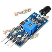 4-контактный ИК-обнаружения пламени датчика модуль для Arduino