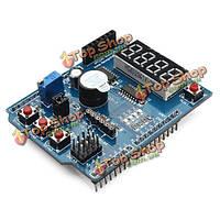 4 цифровой многофункциональный щит плата расширения для Arduino