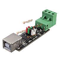 USB в RS485 последовательный ТТЛ конвертер адаптер интерфейсом ftdi ft232rl 75176