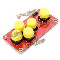 Объявление аналоговый модуль клавиатуры строительные блоки электронные для Arduino