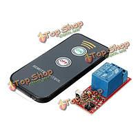 12V ИК управления приемника 1 канал реле 2 ключа дистанционного управления