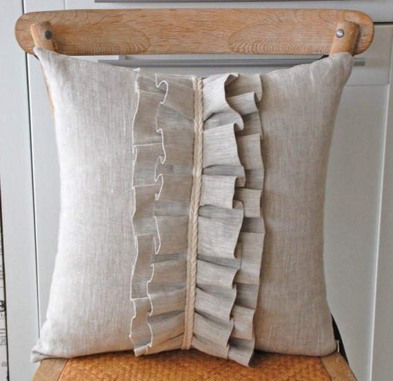 Авторская интерьерная подушка