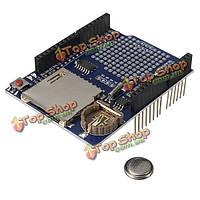 Каротажным регистратором регистратор щит модуль для Arduino Uno на SD карту