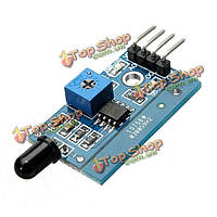 LM393 760nm-1100нм ИК инфракрасный датчик пламени модуль для Arduino