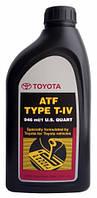 Трансмиссионное масло OE TOYOTA ATF Type T-IV 1Л (946 мл)
