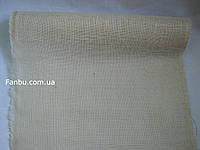 Мешковина натуральная флористическая ,светло бежевого цвета (лист 0.5* 0.5м)