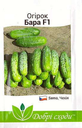 Семена огурца Бара F1 20шт, фото 2
