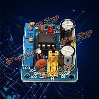 NE555 модуль импульсного 5V-15VDC 100мА волна генератор сигналов прямоугольной волны